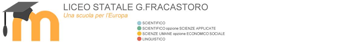 E-Learning LICEO FRACASTORO